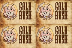Gold Rush Game Cards